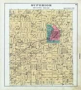 Superior Township, Montpelier, Williams County 1894
