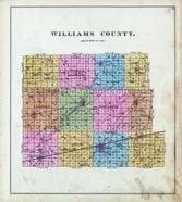 Williams County Map