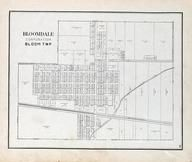 Bloomdale, Wood County 1912