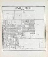 Bowling Green - Ward 1, Wood County 1912