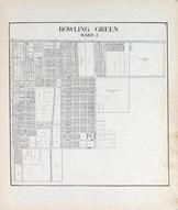 Bowling Green - Ward 2, Wood County 1912