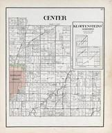 Center Township, Bowling Green, Touissant Creek, Cuckle Creek, Wood County 1912