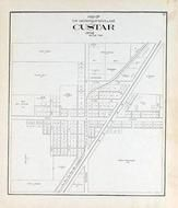 Custer, Wood County 1912