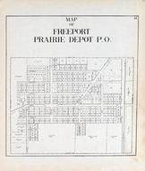Freeport, Prairie Depot, Wood County 1912