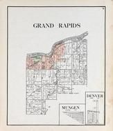 Grand Rapids Township, Mungen, Denver, Maumee River, Island No. 4, Beaver Creek, Wood County 1912