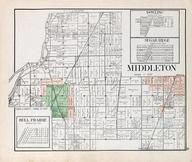 Middleton Township, Dowling, Hull Prairie, Sugar Ridge, Dunbridge, Miltonville, Wood County 1912