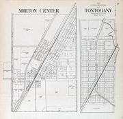 Milton Center, Tontogany, Wood County 1912