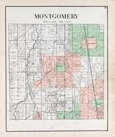 Montgomery Township, Bradner, Freeport, Rising Sun, Portage River, Wood County 1912