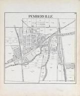 Pemberville, Wood County 1912