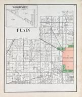 Plain Township, Bowling Green, Woodside, Wood County 1912
