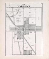 Walbridge, Wood County 1912