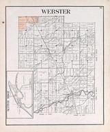 Webster Township, Scotch Ridge, Portage River, Toussaint Creek, Wood County 1912