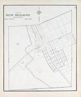West Millgrove, Wood County 1912