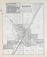 Weston, Fostoria, Wood County 1912