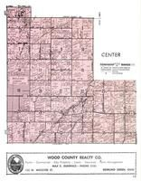 Center Township, Bowling Green, Wood County 1954