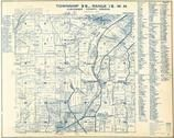 Township 3 S., Range 1E., Canby, New Era, Brown, Willamette, Pete Mtn., Pruneland, Clackamas County 1951
