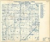 Township 5 S., Range 1W., Gladtidings, Yoder, Clackamas County 1951