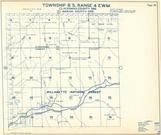 Township 8 S., Range 4 E., Wilamette National Forest, Mt. Hood, Clackamas County 1951