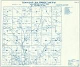 Township 3 N., Range 3 W., Scappoose Creek, Columbia County 1956