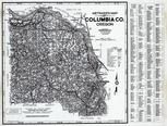 Columbia County 1980 to 1996 Mylar, Columbia County 1980 to 1996