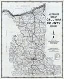 Gilliam County 1980 to 1996 Tracing, Gilliam County 1980 to 1996