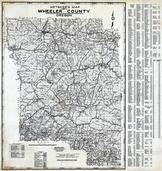 Wheeler County 1980 to 1996 Mylar, Wheeler County 1980 to 1996