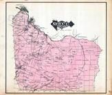 Adams Township, Adamsburg, South Fork, Elton P.O., Summerhill, Cambria County 1890 Published by Atlas Publishing Company