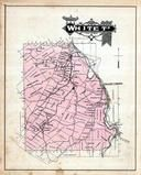 White Township, Fallen Timber, Cambria County 1890 Published by Atlas Publishing Company