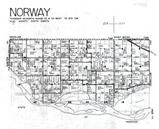 Norway Township, Clay County 1956