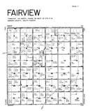 Fairview Township, Hanson County 1949