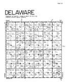 Delaware Township, Lincoln County 1956 Published by R. C. Booth Enterprises
