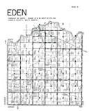 Eden Township, Lincoln County 1956 Published by R. C. Booth Enterprises