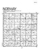 Norway Township, Lincoln County 1956 Published by R. C. Booth Enterprises
