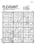 Pleasant Township, Lincoln County 1956 Published by R. C. Booth Enterprises