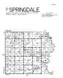 Springdale Township, Lincoln County 1956 Published by R. C. Booth Enterprises