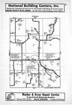 Map Image 001, Gillespie County 1970