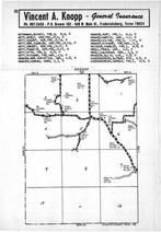 Map Image 003, Gillespie County 1970