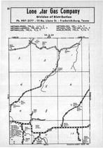Map Image 008, Gillespie County 1970
