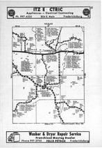 Map Image 009, Gillespie County 1970
