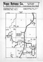 Map Image 010, Gillespie County 1970
