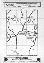 Map Image 012, Gillespie County 1970