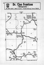 Map Image 016, Gillespie County 1970