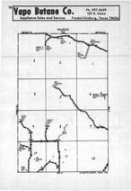Map Image 020, Gillespie County 1970