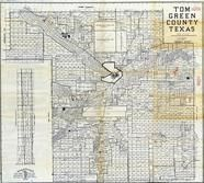 Tom Green County 1940c, Tom Green County 1940c