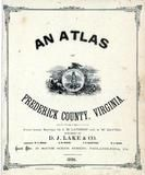 Title Page, Frederick County 1885 Copy 1