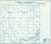 Township 7 N., Range 44 E., Umatilla National Forest, Medicine Creek, Grand Ronde River, Asotin County 1933