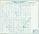 Township 8 N., Range 45 E., Anatone, George Creek, Asotin County 1933