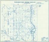 Township 28 N., Range 2 W., Olympic National Forest, Quilcene River, Leland, Clallam County 1970
