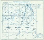 Township 29 N., Range 4 W., Olympic National Forest, Clallam County 1970
