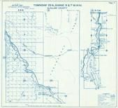 Township 29 N., Range 9 and 7 W., Sol Duc Hot Springs, Clallam County 1970